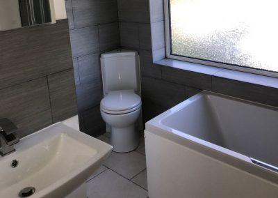 wet room installation