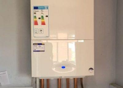 worcester boiler servicing